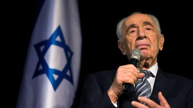 Kritikus állapotban Simón Peresz, volt izraeli kormányfő