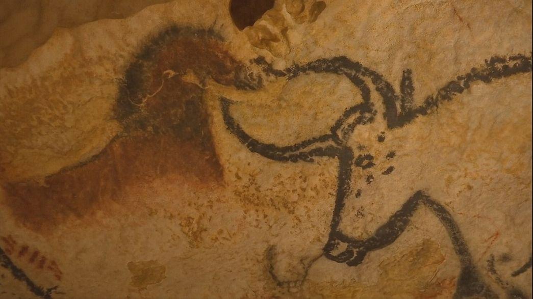 """""""Lascaux 4"""" - Eine Kopie der berühmten Grotte im Originalformat"""