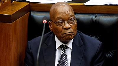 South Africa opposition wants details of Zuma's over $500,000 home loan