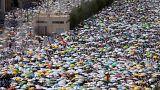Thousands of Muslims mark Eid al-Adha