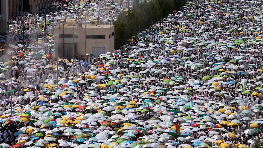 Thousands of Muslims mark Eid al-Adha