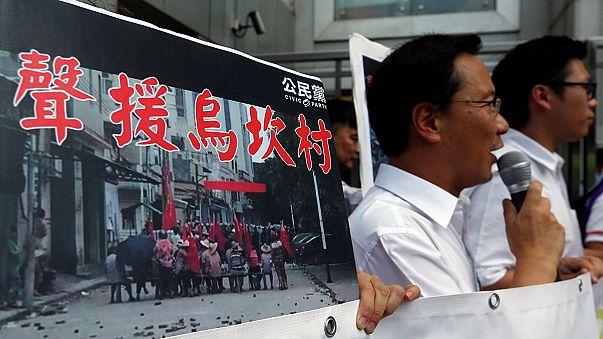 Chine : la police mate le village rebelle de Wukan