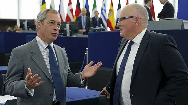 Brexit fallout dominates debate in European Parliament