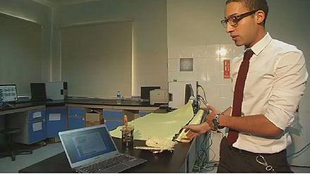 Egyptian University student develops light-weight bullet proof vests