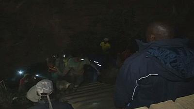 More bodies brought up from abandoned Johannesburg gold mine