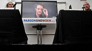 Menschenrechtler fordern Obama zur Begnadigung Snowdens auf