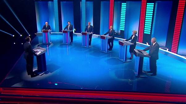 وضعیت احزاب در انتخابات پارلمانی زودهنگام روسیه