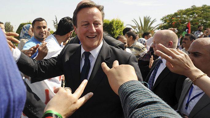 Egy új jelentés szerint David Cameront terheli a felelősség, amiért Líbia káoszba süllyedt