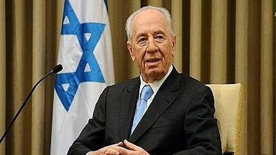 "Shimon Peres in ""critical but stable"" condition"