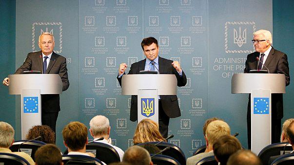 Ukrayna'nın doğusunda bir hafta ateşkes ilan edildi