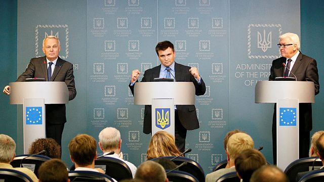 На Украине объявлено о 7-дневном режиме прекращения огня в зоне конфликта