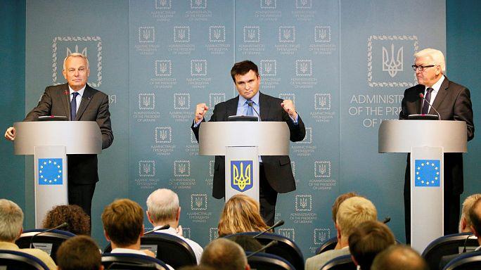 اتفاق لوقف إطلاق النار بين القوات الأوكرانية والانفصاليين المواليين لروسيا