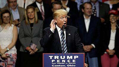 Donald Trump revela que pesa 121 kilos en el programa del Doctor Oz