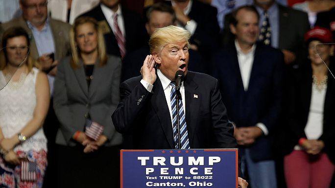 Трамп обнародует данные своего медобследования