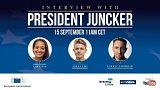 Trois jeunes stars de YouTube pour interpeller le président de la Commission européenne