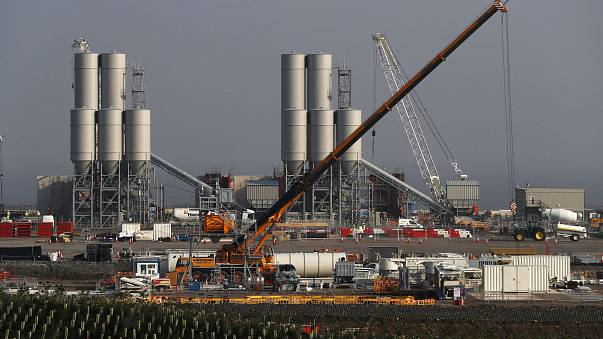 Hinkley Point C nuclear plant gets green light from UK government