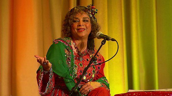 Sima Bina, la guardiana del folclore iraní