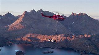 Groenlandia: un Fórmula E sobre el hielo del Ártico