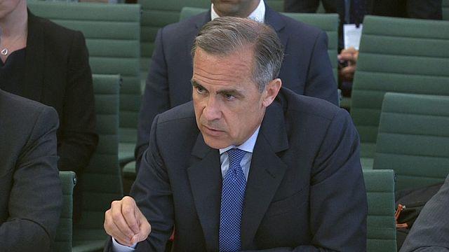 """Банк Англии не меняет политику - ждет, как пойдет """"брексит"""""""