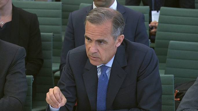 El Banco de Inglaterra se muestra dispuesto a bajar su tipo a cerca del cero por ciento