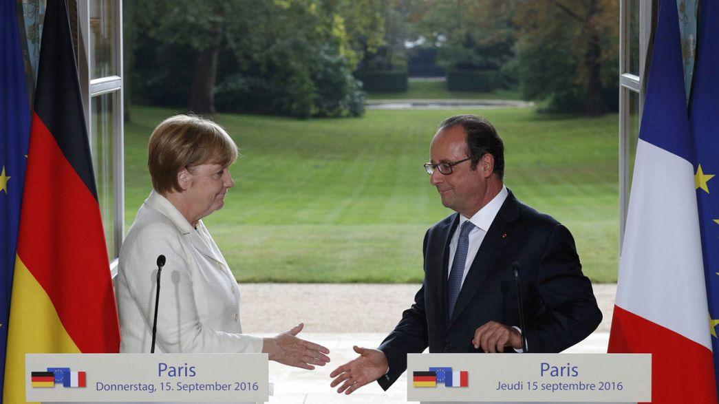 Париж и Берлин подготовили предложения к саммиту ЕС в Братиславе