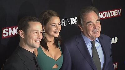 """Snowden"" de Oliver Stone no cinema a 22 de setembro"