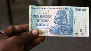 Face à la crise, le Zimbabwe va mettre en place de nouveaux billets