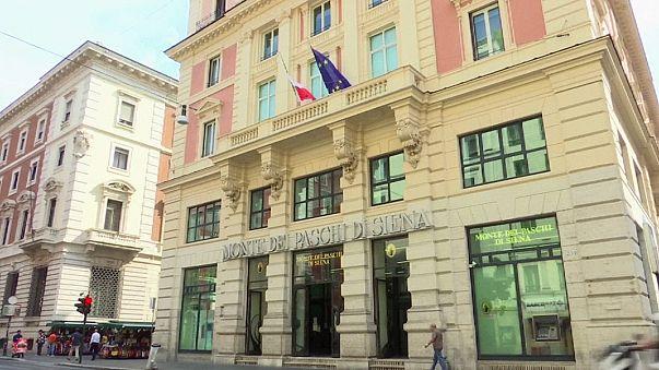 У банка Monte dei Paschi di Siena - новый кризисный гендиректор