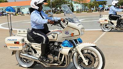 400 Angolan traffic police lose their jobs for extortion of motorists