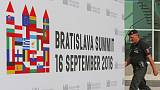 All eyes are on Bratislava