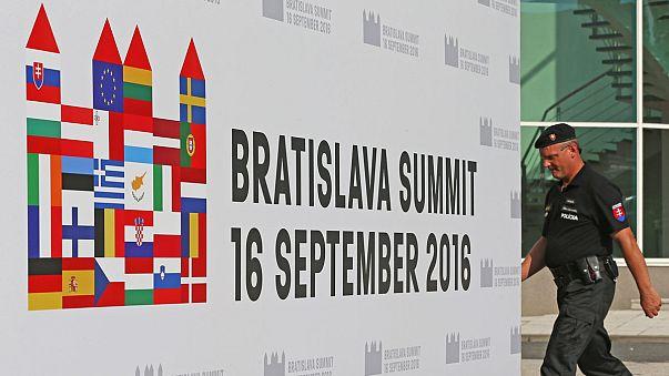 All eyes are on Bratislava
