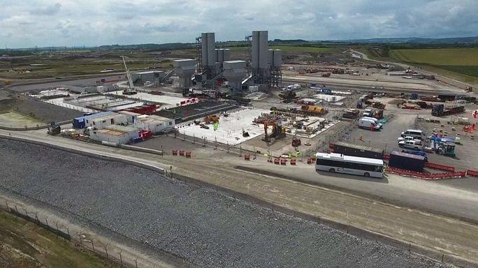 İngiltere nükleer santrale onay verdi, çevreciler tepkili