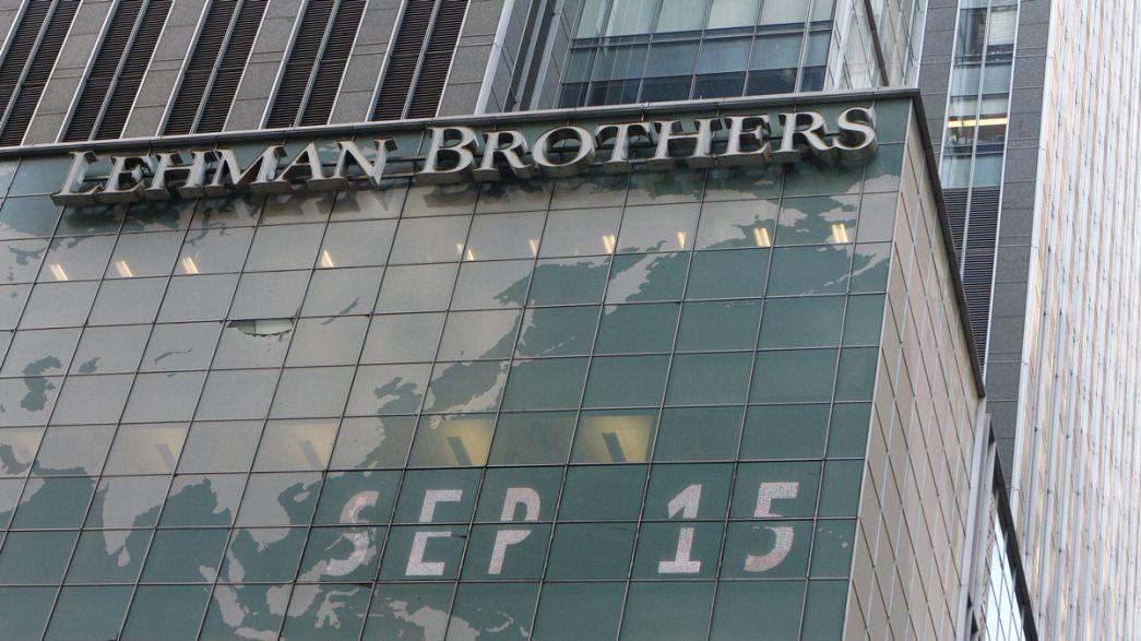 Küresel ekonomide yüzyılın kabusu: 15 Eylül 2008, Lehman Brothers'ın iflası