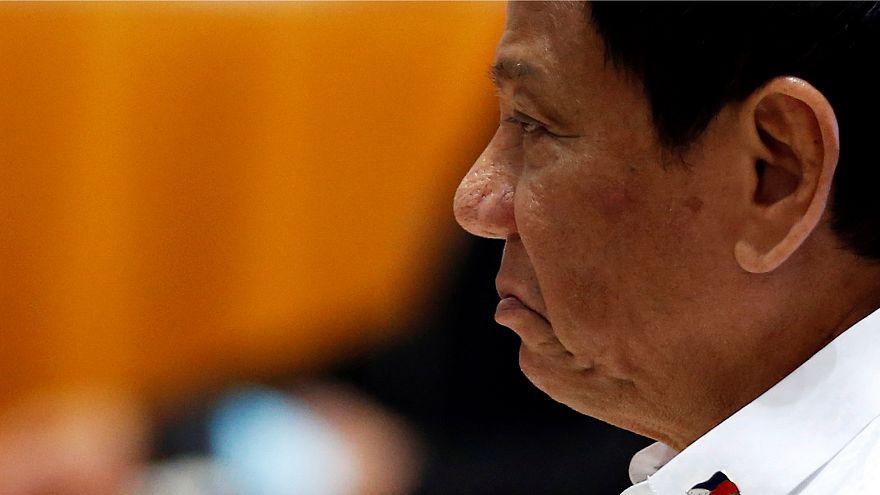 """Philippines : le président Duterte chef d'un """"escadron de la mort""""?"""