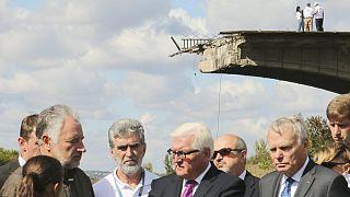 Paris et Berlin main dans la main pour faire avancer le dossier ukrainien