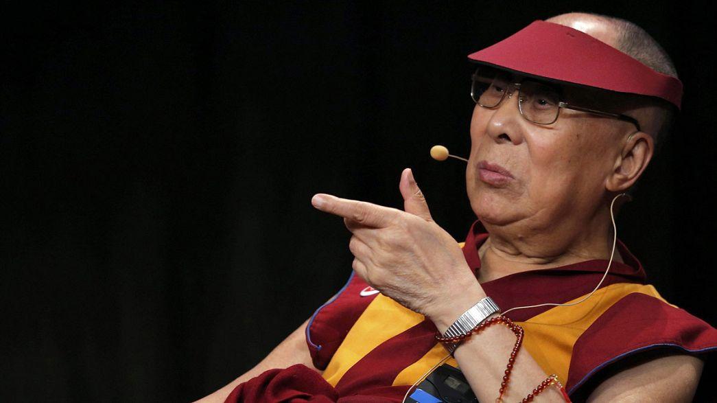 Далай-лама посетил Страсбург