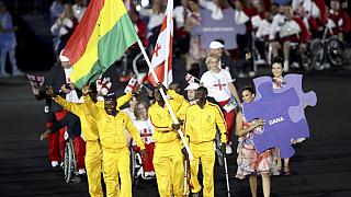 Ghana's search for new athletes