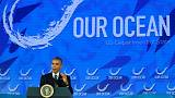 Obama ABD'nin ilk ulusal deniz anıtının duyurusunu yaptı