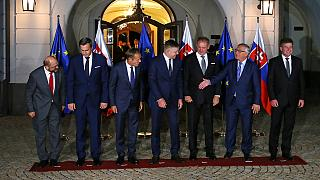 Brexit'in ardından AB'nin geleceği Bratislava'da masaya yatırılıyor