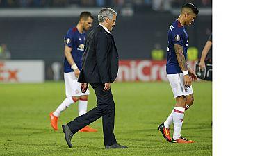 Ligue Europa : défaite de Manchester United à Rotterdam