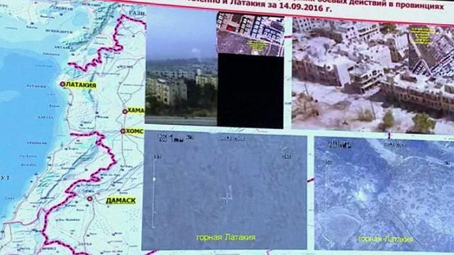 Россия: сирийские войска покидают «дорогу Кастелло»