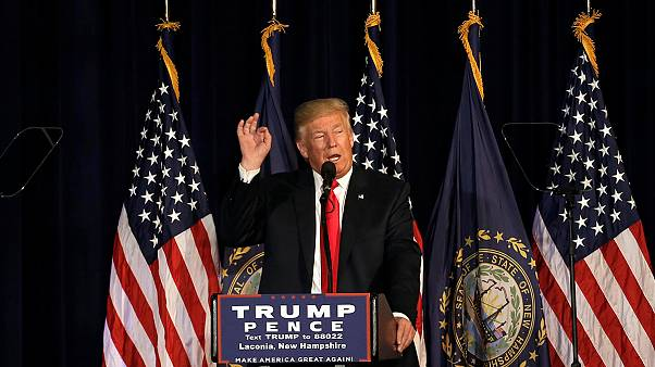 """Donald Trump est """"en pleine forme"""" physique selon son dernier bilan de santé"""