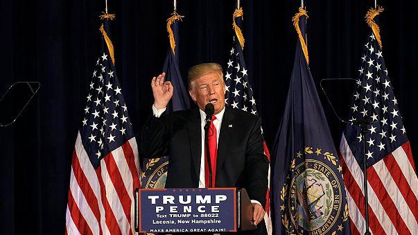 """ترامب يسمح لمقدم برامج """"لات نايت"""" بنكش شعره"""