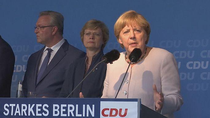 Битва за Берлин: Меркель и ХДС может снова ждать разочарование