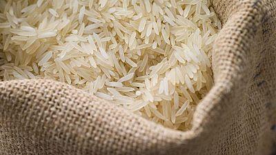 China donates over 5,000 tonnes of rice to drought-hit Zimbabwe