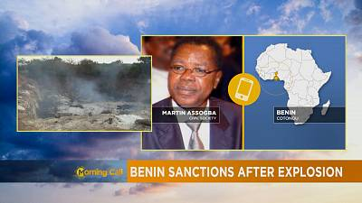 Benin sanctions over explosions [The Morning Call]