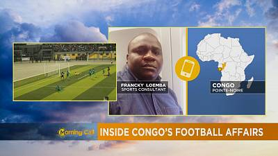 Immersion dans le football congolais [The Morning Call]