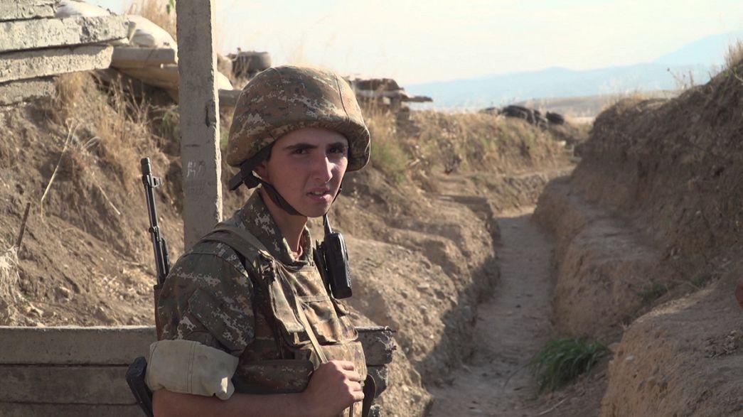 Нагорный Карабах глазами репортера Euronews