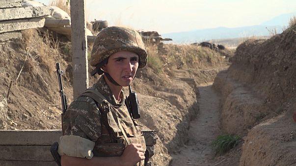 Bergkarabach: Dynamit nicht nur für den Kaukasus