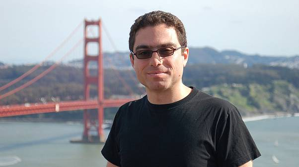 Image: Handout photo of Iranian-American consultant Siamak Namazi is pictur